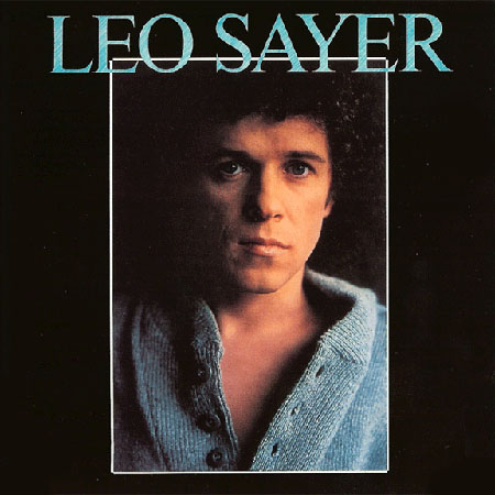 Leo Sayer - Logo