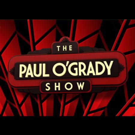 Paul O'Grady Show - Logo