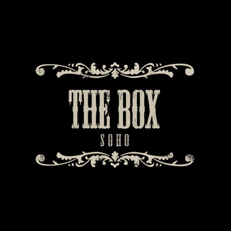 The Box Soho - Logo