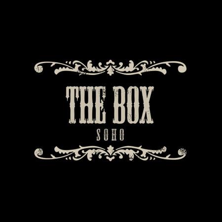 The Box Soho - Logo